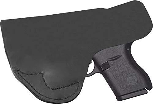 Tagua SOFT-355 Glock 43 Super Soft Inside The Pant Holster,...
