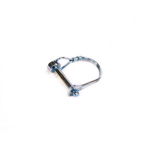 UNITED STATES HDW MFG/U S HA RV525C Chromed Steel Coupler Pin, 1/4 by UNITED STATES HDW MFG/U S HA