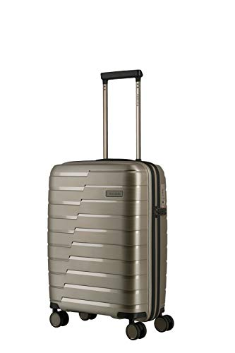 Travelite Luggage and Hard case Series, Champagne (Beige) (Beige) - 075347-40