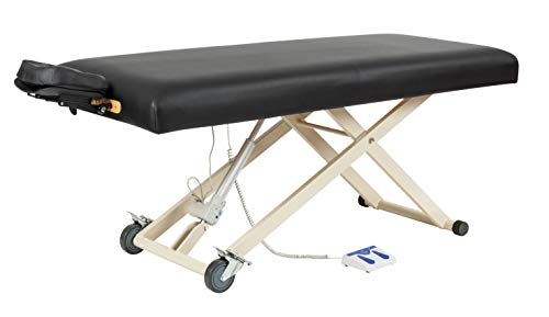 SierraComfort Standard Electric Lift Massage Table, SC-3000,...