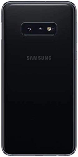 Samsung Galaxy S10E - Smartphone 128GB, 6GB RAM, Dual Sim, Prism Black
