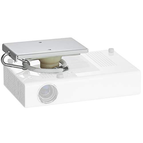 celexon Mini-Beamer-Deckenhalterung Multicel Pico - bis 2 kg - 360º - +/- 15° schwenk/neigbar