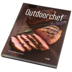 Outdoor Chef Kookboek, Veelkleurig, Een Maat