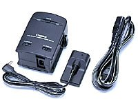 Canon CH-910 Dual Battery Charger & Holder for Elura Optura & HX-A1 Camcorders