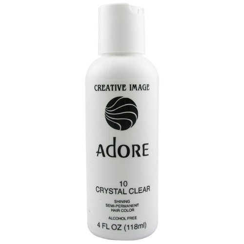 Adore Creative Image Hair Color #10 Crystal Clear