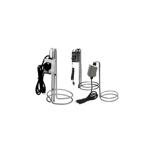 ulanet 492–6Edelstahl 316heetgrid Utility Tauchsieder mit Thermostat Kontrolle, 33cm Durchmesser, 35,6cm Höhe