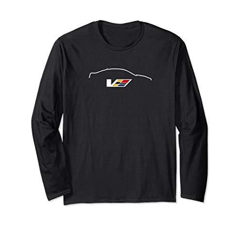 CTSV Logo Outline Long Sleeve T-Shirt