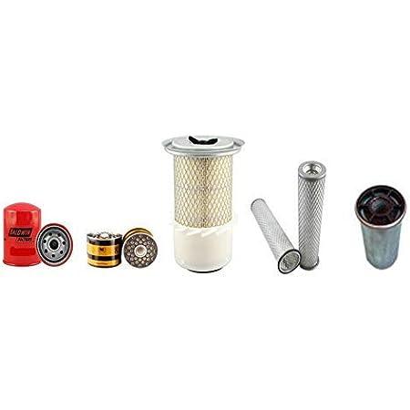 801.6Filter Service Kit w//Perkins 103-10Motor 801.5 JCB 801.4
