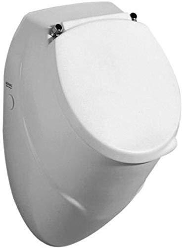 Keramag Urinal-Deckel CORSO Scharniere verchromt / weiß, 573900000