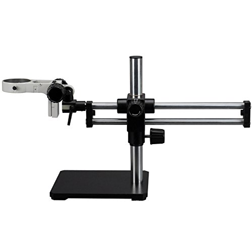 AmScope BBB-FR Ball-Bearing Boom Stand For Stereo Microscopes with Focusing Rack