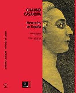 Memorias de España (ESPASA ORBITAS): Amazon.es: Casanova, Giacomo ...
