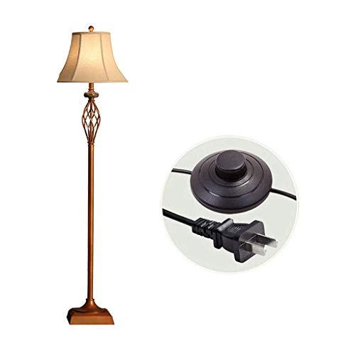 N/Z Equipo Diario Lámpara de pie E27 y Tiempos; 1 Sala de Estar sofá Dormitorio lámpara de pie Interruptor de pie lámpara de Mesa Vertical
