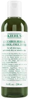 Cucumber Herbal Alcohol-Free Toner 250 ml.