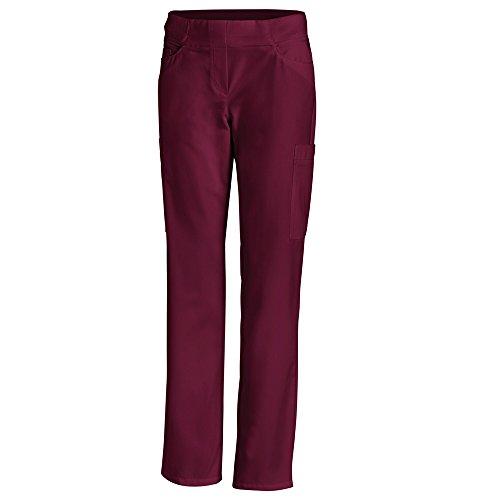 Leiber Damenhose | Classic-Style | 7 Taschen | Beere| Größe : 50 | Waschmaschinen geeignet