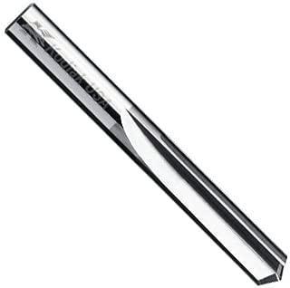 Kodiak Cutting Tools KCT140358 USA Made Solid Carbide Drill Bit, 2 Straight Flute, 1-1/4