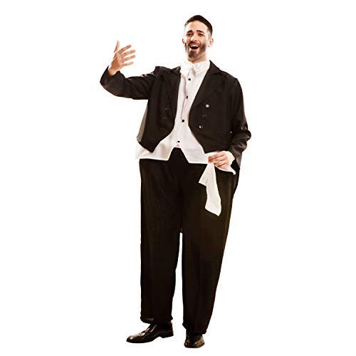 My Other Me Me-202364 Disfraz de cantante de opera para hombre, M-L (Viving Costumes 202364)