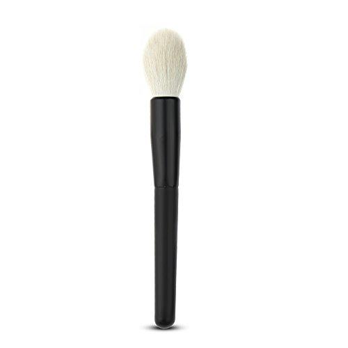 freneci 1 Pc Laine Flame Top Outil Cosmétique Poudre Blush Maquillage Pinceau