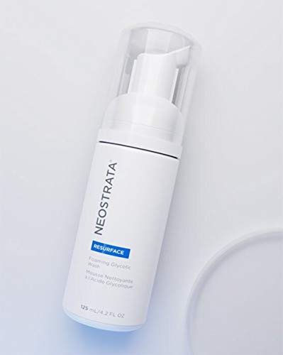 Resurface Foaming Glycolic Facial Cleanser
