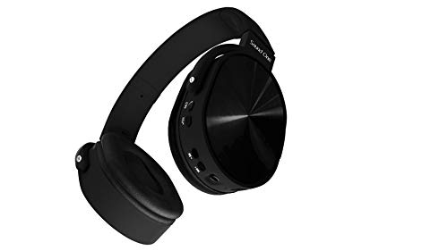 Sound One V9 Bluetooth Wireless Headphones with Mic (Black)