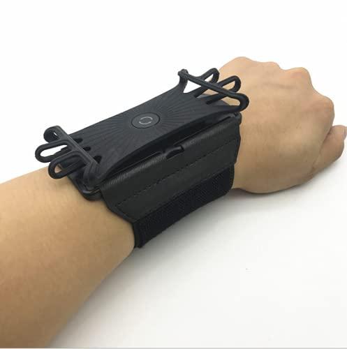 Elikliv Universal Deportes al aire libre teléfono titular pulsera caso para Samsung gimnasio Correr teléfono bolsa brazo banda caso para iPhone xs max