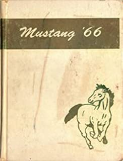 (Custom Reprint) Yearbook: 1966 McAlester Junior High School - Mustang Yearbook (McAlester, OK)