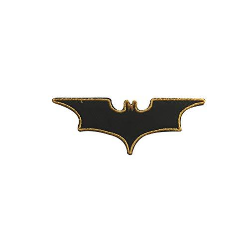 Toppa termoadesiva da cucire con il film di Batman Supereroe
