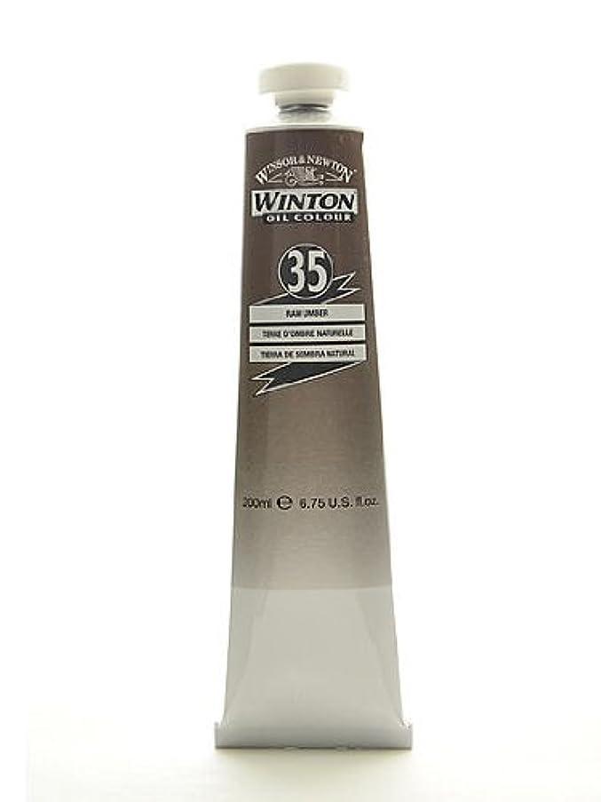 Winsor & Newton Winton Oil Colours 200 ml raw umber 35