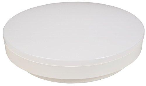 McShine - LED Deckenleuchte Lampe | Sky-BR | HF-Melder, 24cm-Ø, 15W, 1.500 lm, 3000K