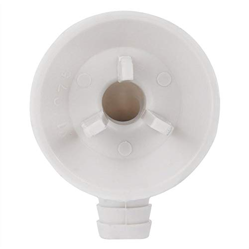 Fditt Aire Acondicionado Codo Boquilla de Drenaje Dispositivo Externo Drenaje Conector de Tubería de Agua