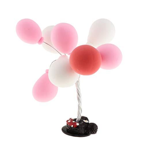 MagiDeal Tableau De Bord Intérieur De Voiture Mignonne Personnalité Créative Ballon Décoration Ornement