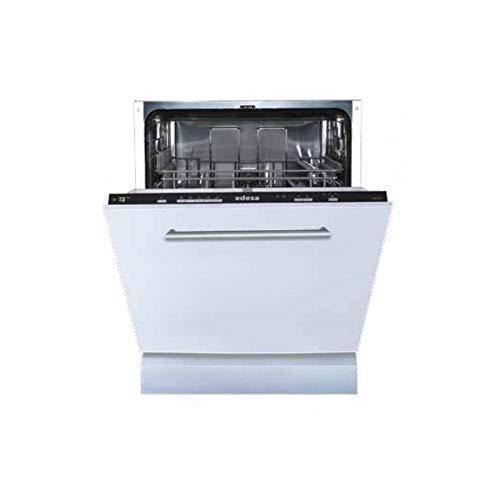 Edesa EDB-6021-I lavavajilla Totalmente integrado 12 cubiertos A+ - Lavavajillas (Totalmente integrado,...