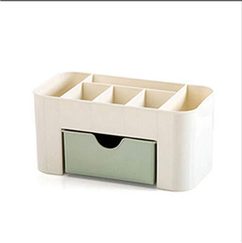 Cosmetische opbergdoos, plastic cosmetische opbergdoos plastic doos juwelendoos huishoudelijke puin box