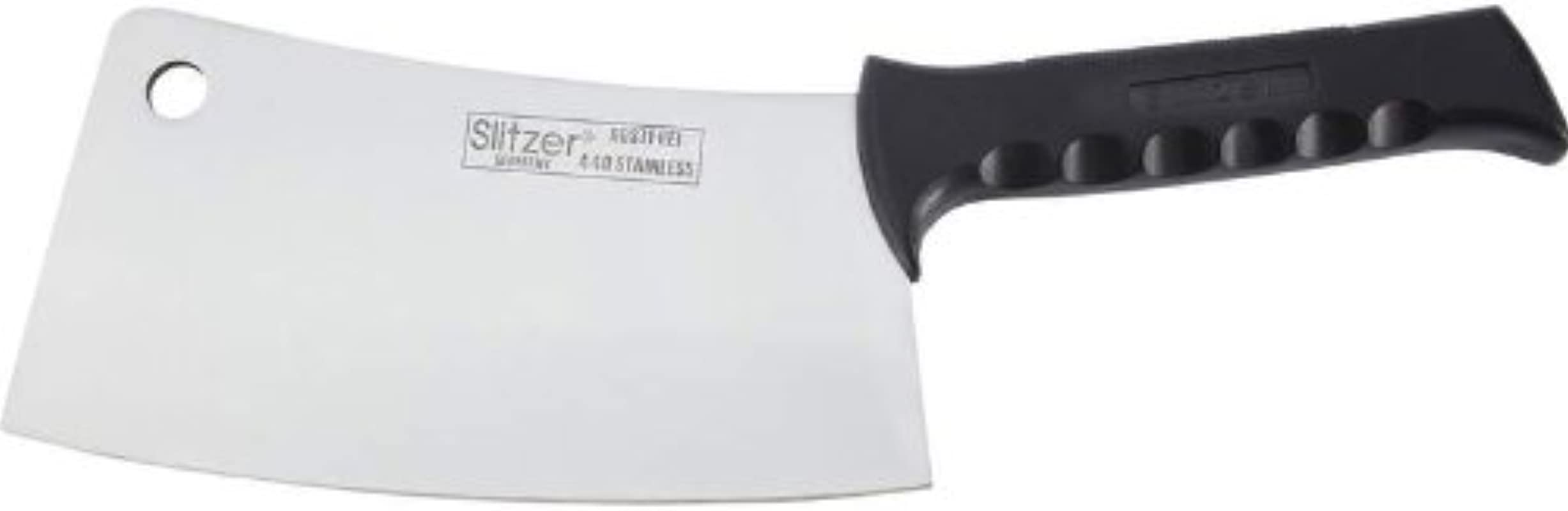 Slitzer CTCLVR Professional Chef S Heavy Duty Cleaver