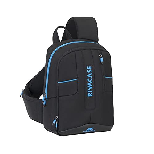 RIVACASE Multifunktionale Sling Bag...