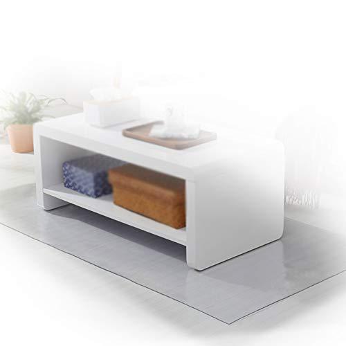 AMDHJ Alfombrilla de protección para baldosas/Madera Transparente de 3 mm de Espesor, 36 tamaños (Color : 3mm, Size : 120x180cm)