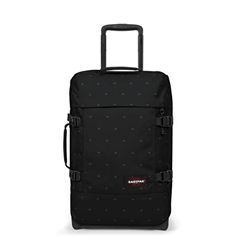 Eastpak Tranverz S Maleta, 51 Cm, 42 L, Negro (Tribe Mountains)