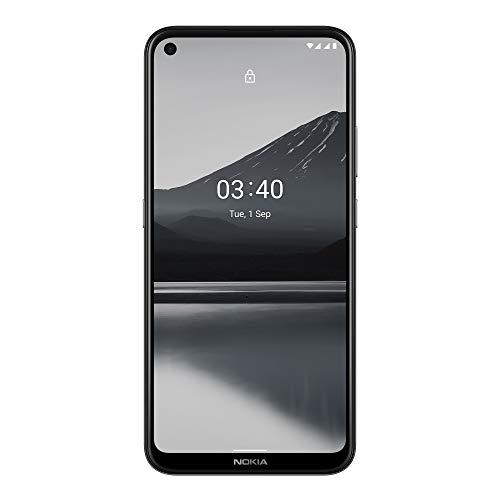 Nokia 3.4 - Smartphone 32GB, 3GB RAM, Dual SIM, Charcoal