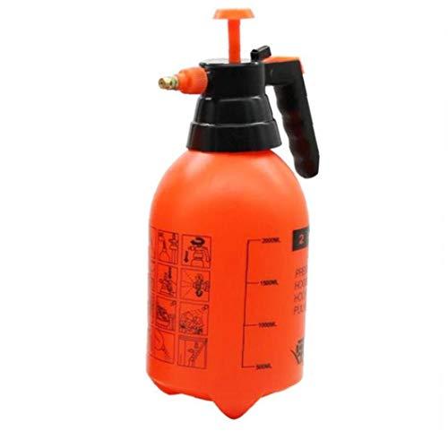 2 litros de presión de Aire Handheld regadera Jardinería pulverizador a presión (Botella de la Bomba-acción, su Uso con Agua o Productos solubles) pulverizador 1PC
