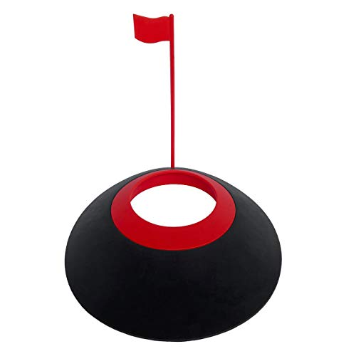 ELVES Golf Putting Cup Golf Practicing Hole Putting Aid Putter Training Aid Golf Accessories...