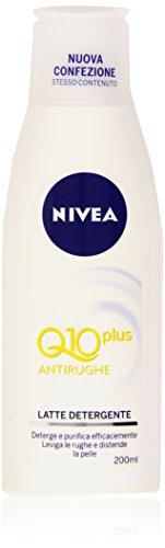 Nivea - Q10 Plus Antirughe, Latte Detergente - 200 g