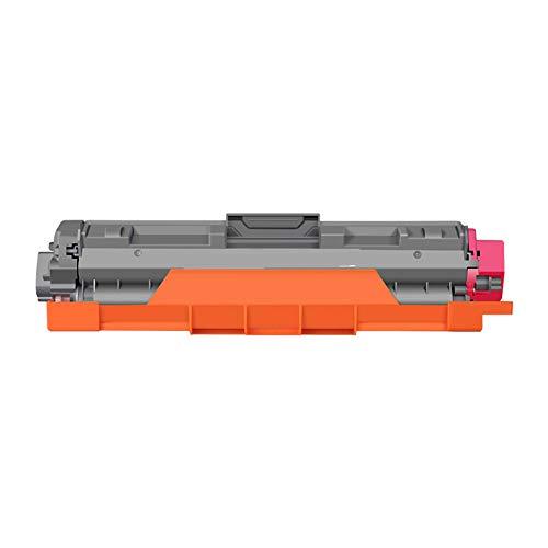 SSBY Reemplazo de Cartucho de tóner Compatible para Brother TN243 TN247, Trabajo de Alto Rendimiento con HL-L3210CW HL-L3230CDW HL-L3710CDW DPC-L3550CDW MFC-L3710CW Caja de tóner-Magenta