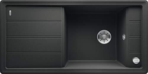 Blanco 524783 Faron XL 6 S Küchenspüle, anthrazit, 60 cm Unterschrank