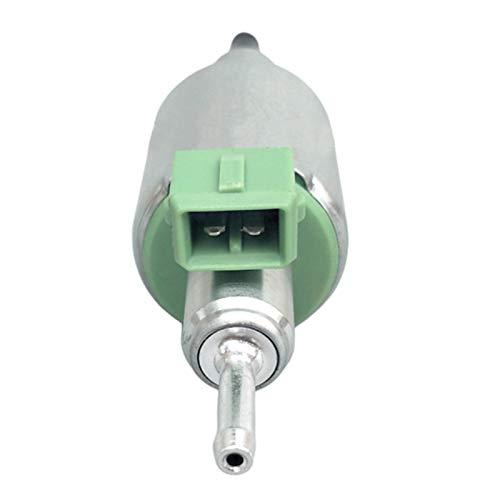 N/Z Bomba de calefacción universal de 12 V/24 V, bomba de aparcamiento para coche, bomba de gasolina/bomba diésel/máquina de construcción eléctrica, ahorro de combustible, bomba de medición de pulso.