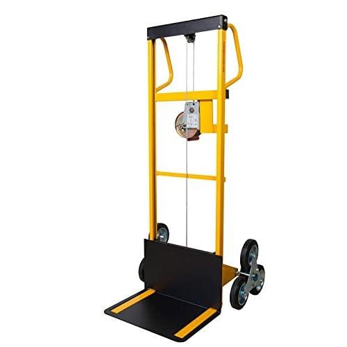 Carmeccanica Mini sollevatore ad arganello per scale