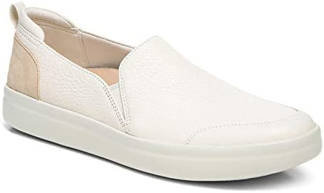 Vionic Women's Aura Penelope Slip On Sneaker- Platform Sneakers with Concealed Orthotic Arch Support