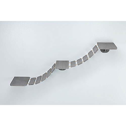 TRIXIE 49930 - Scaletta da arrampicata per fissaggio a parete