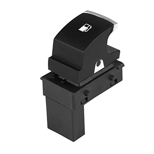 Aramox Fuel Tank Door Release Switch Button Fuel Gas Door Release Schalter für Golf Jetta MK5 Touran, OE 1KD959833