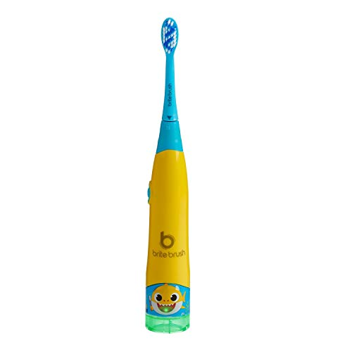 BriteBrush  Interactive Smart Kids Toothbrush featuring Baby Shark