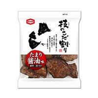 亀田製菓 技のこだ割り たまり醤油味 1箱(10入)