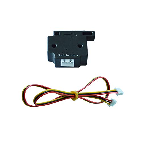 Aibecy 3D Printer Filament Detection Module, Run-Out Pause Detecting Monitor with 1 Meter Cable for TRON-XY 3D Printer 1.75mm Filament